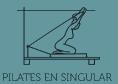 logo pilates en singular